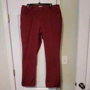 Coldwater creek natural fit pants